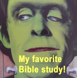 Celebrity endorsement for Hermeneutics, Bob Enyart's favorite Bible study!