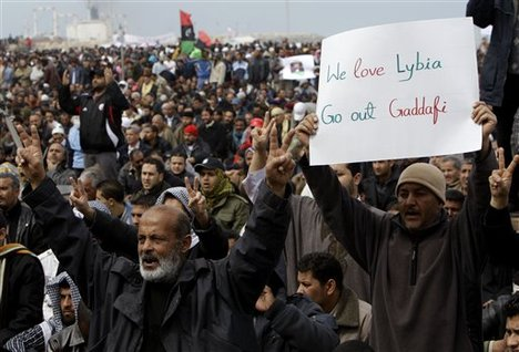 Libyan Tea Party