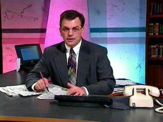 Bob Enyart on his TV program