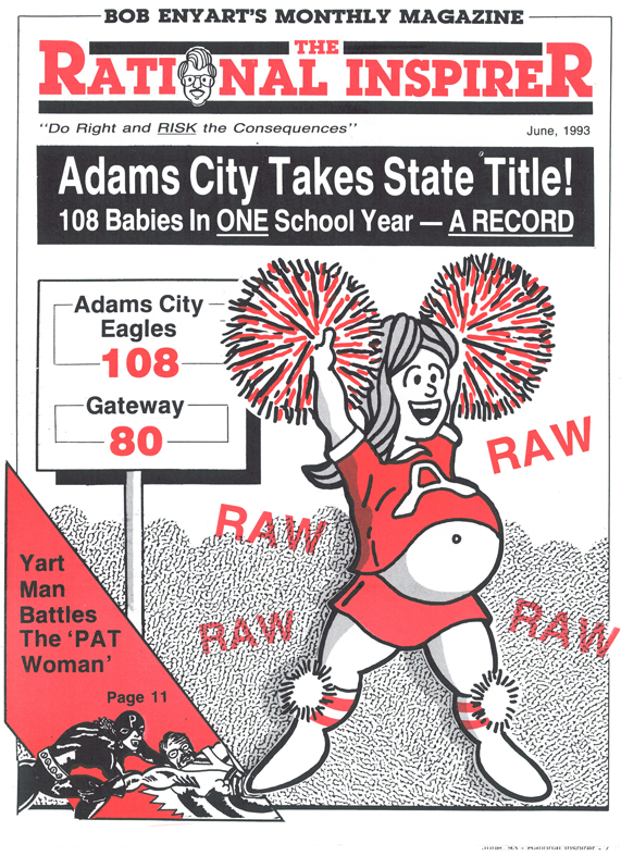 Pregnant cheerleader among 108 moms at Adams City High