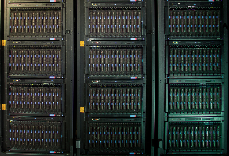 rack-mounted computers