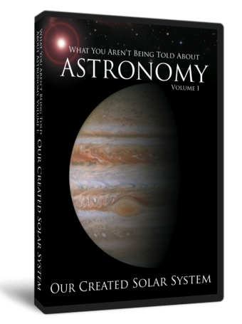 Spike Psarris: Our Created Solar System