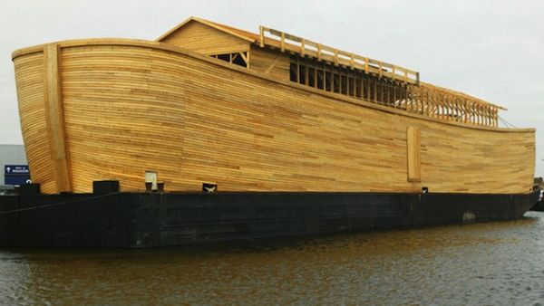 See our RSR report of all the Noah's Arks (plural :) at rsr.org/noahs#arks