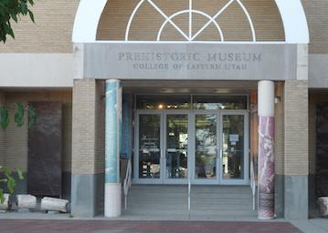 Prehistoric Museum, Utah