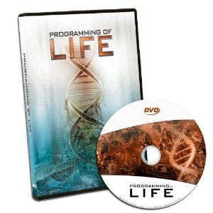 DVD of Programming of Life about molecular biology