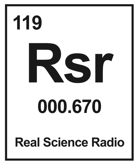 Real Science Radio on the periodic table