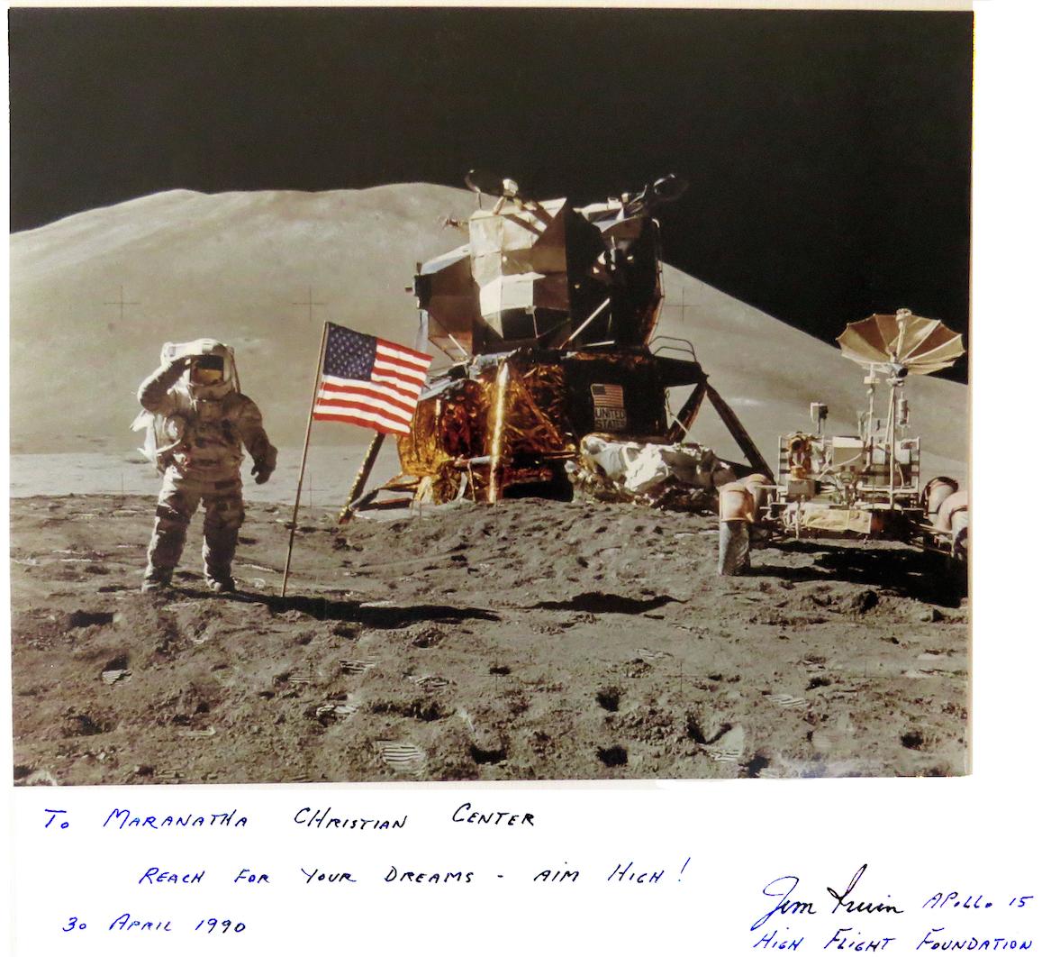 Rerun- RSR: Moon Landing Conspiracy Hoax Rebutted