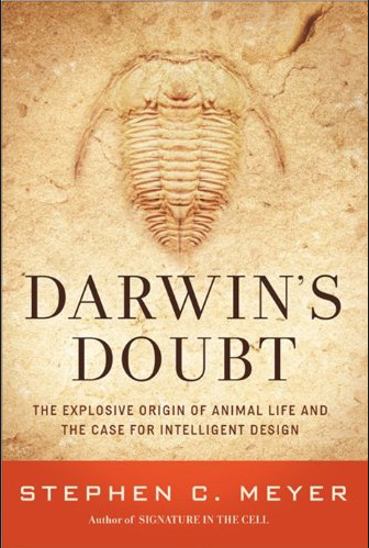 Darwin's Doubt by Dr. Stephen Meyer interviews on Real Science Radio