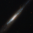 Enlarge image for a better look at the NGC 4019 spiral galaxy
