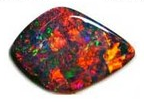 opals form rapidly