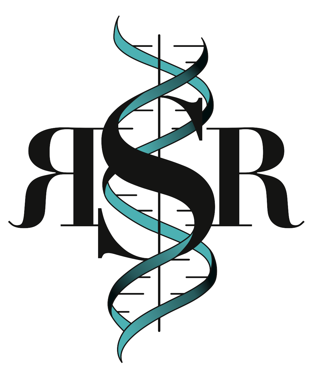 Real Science Radio logo DNA strand