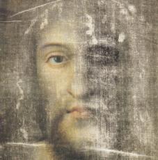 Shroud of Turin photograph